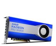AMD Radeon PRO W6800 32GB GDDR6  - 661718 - zdjęcie 1