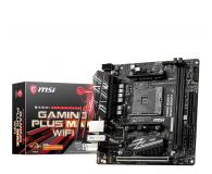 MSI B450I GAMING PLUS MAX WIFI - 655025 - zdjęcie 1