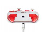 PowerA SWITCH Pad przewodowy Mario Red & White - 655750 - zdjęcie 6