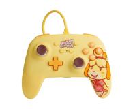 PowerA SWITCH Pad przewodowy Animal Crossing Isabelle - 655745 - zdjęcie 1