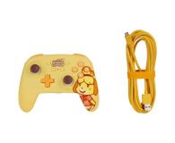 PowerA SWITCH Pad przewodowy Animal Crossing Isabelle - 655745 - zdjęcie 6