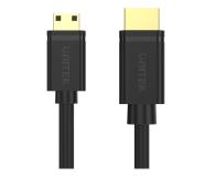 Unitek Kabel mini HDMI - HDMI 2.0 (4k/60Hz, 2m) - 662682 - zdjęcie 1