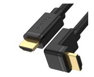 Unitek Kabel kątowy 90° HDMI 2.0 - HDMI (4k/60Hz) 3m - 662689 - zdjęcie 1