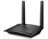 TP-Link TL-MR100 300Mbps b/g/n 3G/4G (LTE) 150Mbps 4xLAN - 663383 - zdjęcie 2