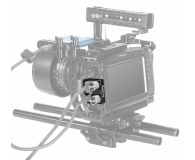 SmallRig Klamra HDMI/USB-C BlackMagic Pocket Cinema 4K/6K - 653303 - zdjęcie 2