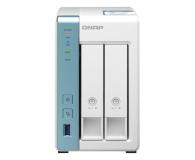 QNAP TS-231P3-4G (2xHDD, 4x1.7GHz, 4GB, 3xUSB, 2xLAN) - 649085 - zdjęcie 1
