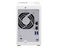 QNAP TS-231P3-4G (2xHDD, 4x1.7GHz, 4GB, 3xUSB, 2xLAN) - 649085 - zdjęcie 4
