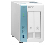 QNAP TS-231P3-4G (2xHDD, 4x1.7GHz, 4GB, 3xUSB, 2xLAN) - 649085 - zdjęcie 2