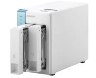 QNAP TS-231P3-4G (2xHDD, 4x1.7GHz, 4GB, 3xUSB, 2xLAN) - 649085 - zdjęcie 3