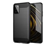 Tech-Protect TPUcarbon do Xiaomi Redmi 9T czarny - 664322 - zdjęcie 1