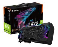 Gigabyte GeForce RTX 3080 Ti AORUS MASTER LHR 12GB GDDR6X - 658144 - zdjęcie 1