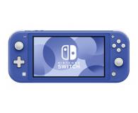 Nintendo Switch Lite - Niebieski - 649842 - zdjęcie 1