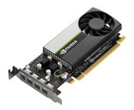 PNY  Quadro T600 4GB GDDR6 - 670405 - zdjęcie 1