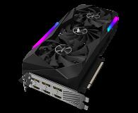Gigabyte  GeForce RTX 3070 AORUS MASTER LHR 8GB GDDR6 - 670620 - zdjęcie 2