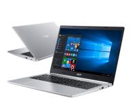 Acer Aspire 5 R5-5500U/16GB/512/W10 IPS Srebrny  - 675624 - zdjęcie 1