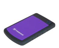 Transcend StoreJet 25 H3P 1TB USB 3.2 Gen. 1 Fioletowy - 218406 - zdjęcie 1
