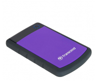 Transcend StoreJet 25 H3P 2TB USB 3.2 Gen. 1 Fioletowy - 257519 - zdjęcie 1