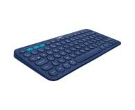 Logitech K380 niebieska - 666712 - zdjęcie 2