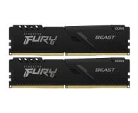 Kingston FURY 32GB (2x16GB) 3600MHz CL18 Beast Black - 667525 - zdjęcie 1