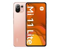 Xiaomi Mi 11 Lite 6/128GB Peach Pink  - 639911 - zdjęcie 1