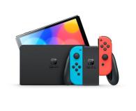 Nintendo Switch OLED - Czerwony / Niebieski - 667576 - zdjęcie 2