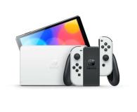 Nintendo Switch OLED - Biały - 667577 - zdjęcie 3