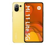 Xiaomi Mi 11 Lite 5G 8/128GB Citrus Yellow - 649092 - zdjęcie 1