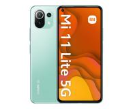 Xiaomi Mi 11 Lite 5G 8/128GB Mint Green - 649090 - zdjęcie 1