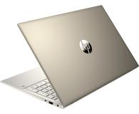 HP Pavilion 15 i5-1135G7/16GB/512/Win10 MX350 Gold - 667330 - zdjęcie 4