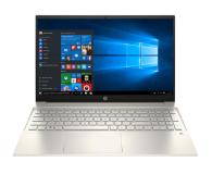 HP Pavilion 15 i5-1135G7/16GB/512/Win10 MX350 Gold - 667330 - zdjęcie 1