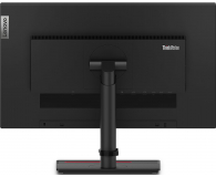 Lenovo ThinkVision T24i-20 czarny - 631829 - zdjęcie 5