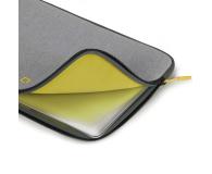 """Dicota Skin FLOW 13-14.1"""" szary/żółty - 671470 - zdjęcie 5"""