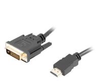 Lanberg Kabel HDMI(M) - DVI-D(M)(24+1) 1.8m, 4K/30HZ - 672612 - zdjęcie 1