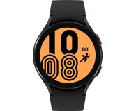 Samsung Galaxy Watch 4 Aluminium 44mm Black LTE - 671349 - zdjęcie 2