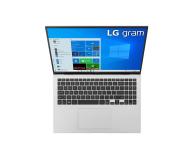 LG GRAM 2021 16Z90P i5 11gen/16GB/512/Win10 srebrny - 639069 - zdjęcie 3