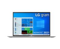 LG GRAM 2021 16Z90P i5 11gen/16GB/512/Win10 srebrny - 639069 - zdjęcie 14