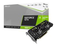 PNY GeForce GTX 1660 Ti Dual Fan 6GB GDDR6 - 676186 - zdjęcie 1