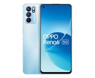 OPPO Reno6 5G 8/128GB błękitny 90Hz - 678271 - zdjęcie 1