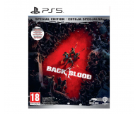 PlayStation Back 4 Blood - Special Edition - 616727 - zdjęcie 1