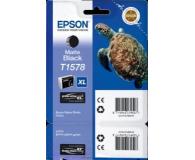 Epson T1578 matte black 25,9ml - 175728 - zdjęcie 1