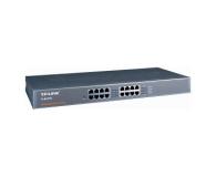 TP-Link 16p TL-SG1016 Rack (16x10/100/1000Mbit) - 46568 - zdjęcie 2