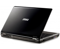 MSI GE600-027XPL i3-330M/4096/320/DVD-RW - 53734 - zdjęcie 4