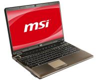 MSI GE600-060XPL i5-450M/4096/500/DVD-RW   - 57229 - zdjęcie 3