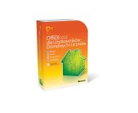 Microsoft Office 2010 / 2013 dla Użyt. Domowych (BOX) - 57454 - zdjęcie 1