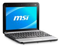 MSI Wind U135DX-1619XPL N455/2048/250 srebrny - 60729 - zdjęcie 2