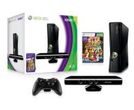 Microsoft XBOX 360 4GB + Kinect - 61715 - zdjęcie 1