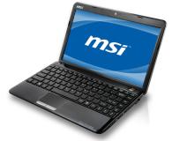 MSI Wind U270-037XPL E350/4GB/320 - 62968 - zdjęcie 2