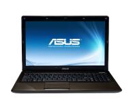 ASUS K52JE-EX034V-4 i3-370M/4096/640/DVD-RW/7HP64X - 64056 - zdjęcie 1