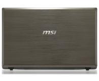 MSI GE620-039XPL i5-2410M/6GB/500/DVD-RW - 64646 - zdjęcie 3