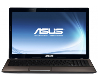 ASUS K53SJ-SX180 i3-2310M/4GB/500/DVD-RW - 67698 - zdjęcie 1